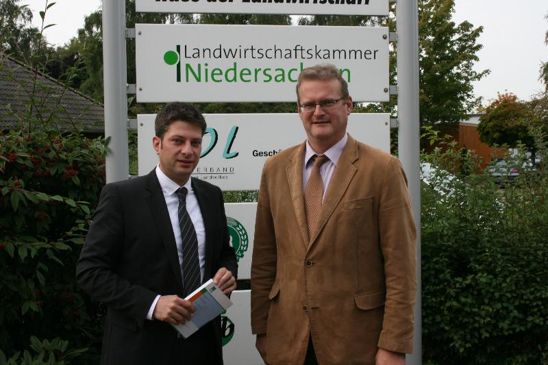 2012: Landwirtschaft im Wahlkreis 73!