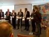 2014: Podiumsdiskussion zur Inklusion bei der Heilpädagogischen Hilfe Bersenbrück.