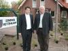 Bürgermeisterbesuch in Kettenkamp!