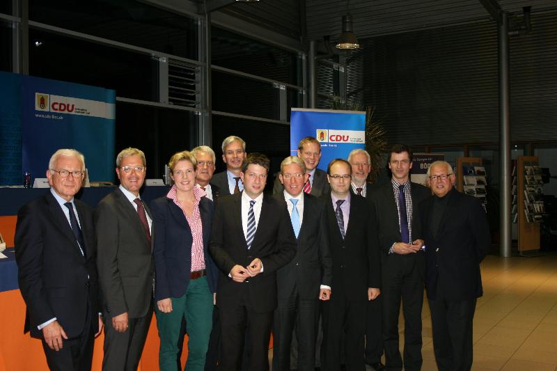 Kreisparteitag in Quakenbrück
