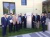 2014: Besuch der CDU-Agrarpolitiker aus Niedersachsen bei Boehringer-Ingelheim in Hannover.