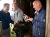 Mitten in Langen (Badbergen): Artländer Eselhof - echte und Drahtesel gibt es hier...