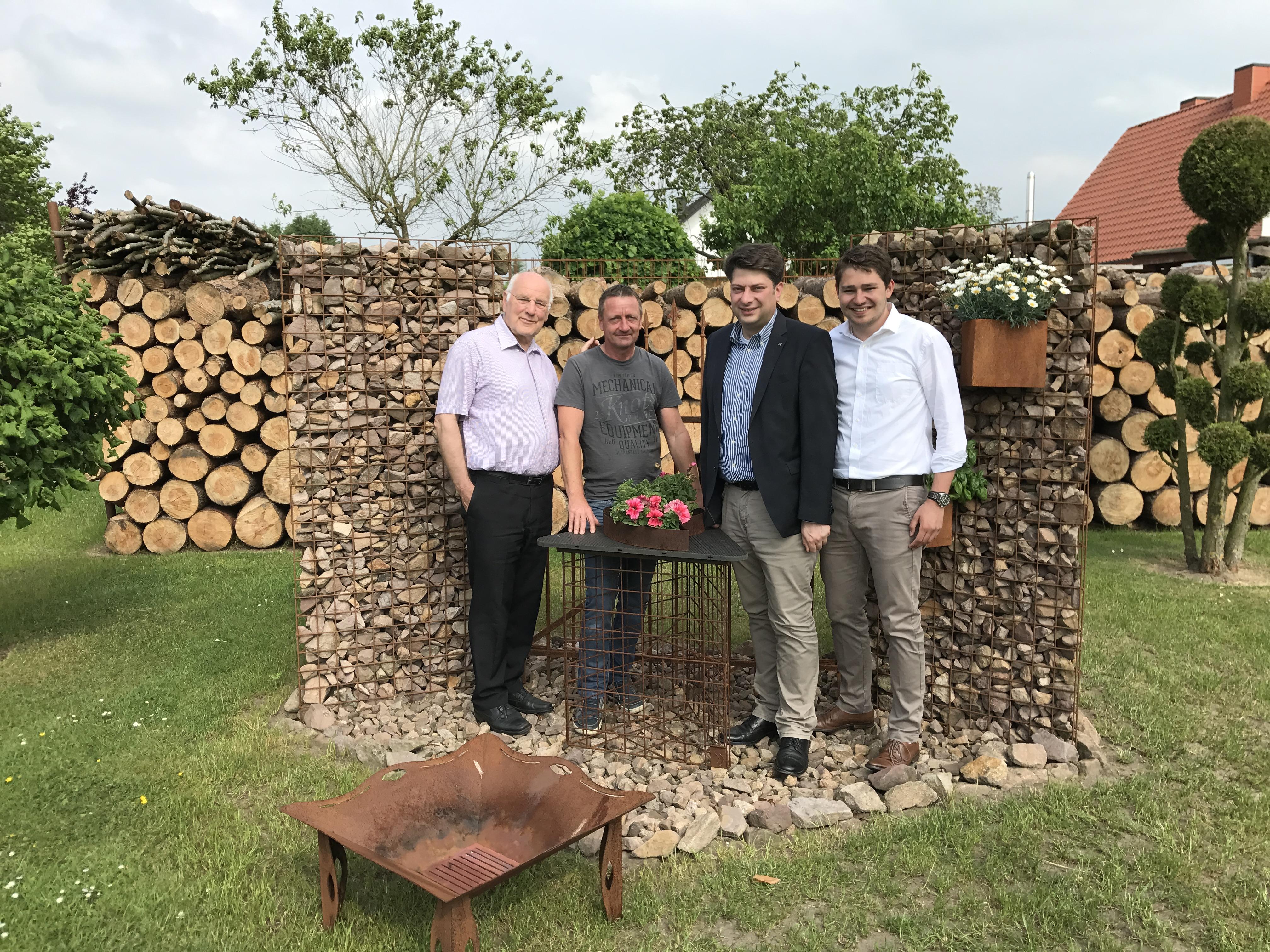 Zu Besuch bei Fürstenauer Start-Up!