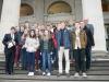 2013: Besuch von Schülerinnen und Schülern des Gymnasiums Bersenbrück.