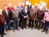 2017: Besuch des Schützenvereines Grafeld.