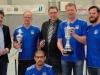 2017: Schirmherrschaft bei den Stadtmeisterschaften im Hallenbossen in Quakenbrück. (Foto: Bersenbrücker Kreisblatt)