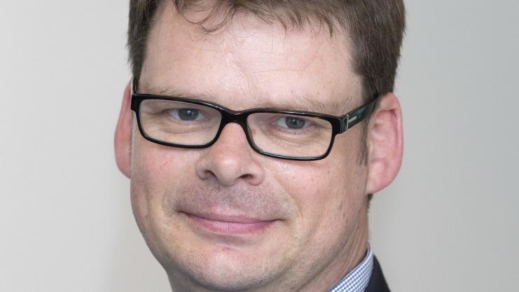 Stefan Düing will für die CDU als Bürgermeister kandidieren. Foto: Jörn Martens