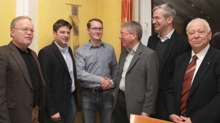 Seit 2013 Alt-GMHütter CDU-Vorsitzender: Florian Kahler.Foto: Archiv/Parton