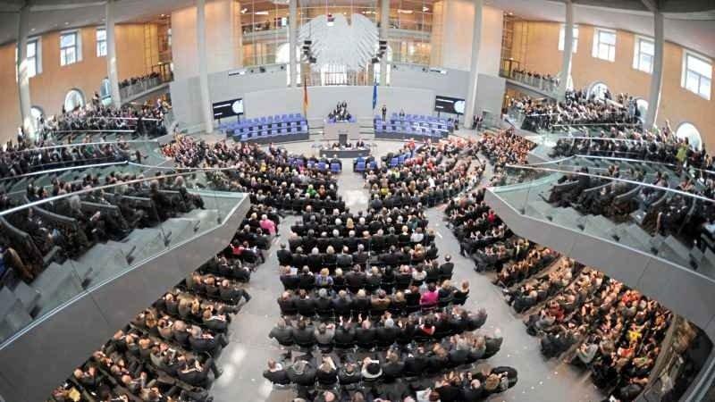 Die Bundesversammlung wählt den Deutschen Bundespräsidenten am 12. Februar 2017. Archiv-Foto: Hannibal Hanschke/dpa