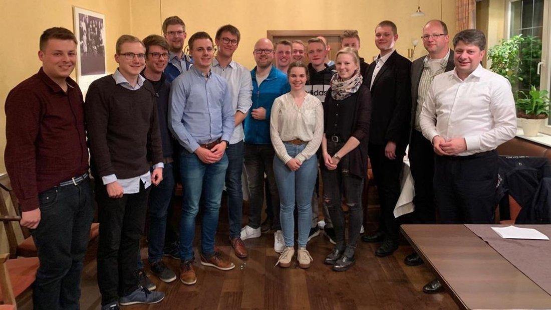 Die beiden JU-Verbände in der Samtgemeinde Bersenbrück haben sich zur Jungen Union Ankum-Bersenbrück zusammengeschlossen. Die Gründungsversammlung fand in Ankum statt.