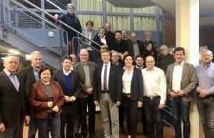 Zu Gast in der BBS Bersenbrück: Der CDU-Kreisvorstand tagte in der Bersenbrücker Bildungseinrichtung mit überregionaler Ausstrahlung.